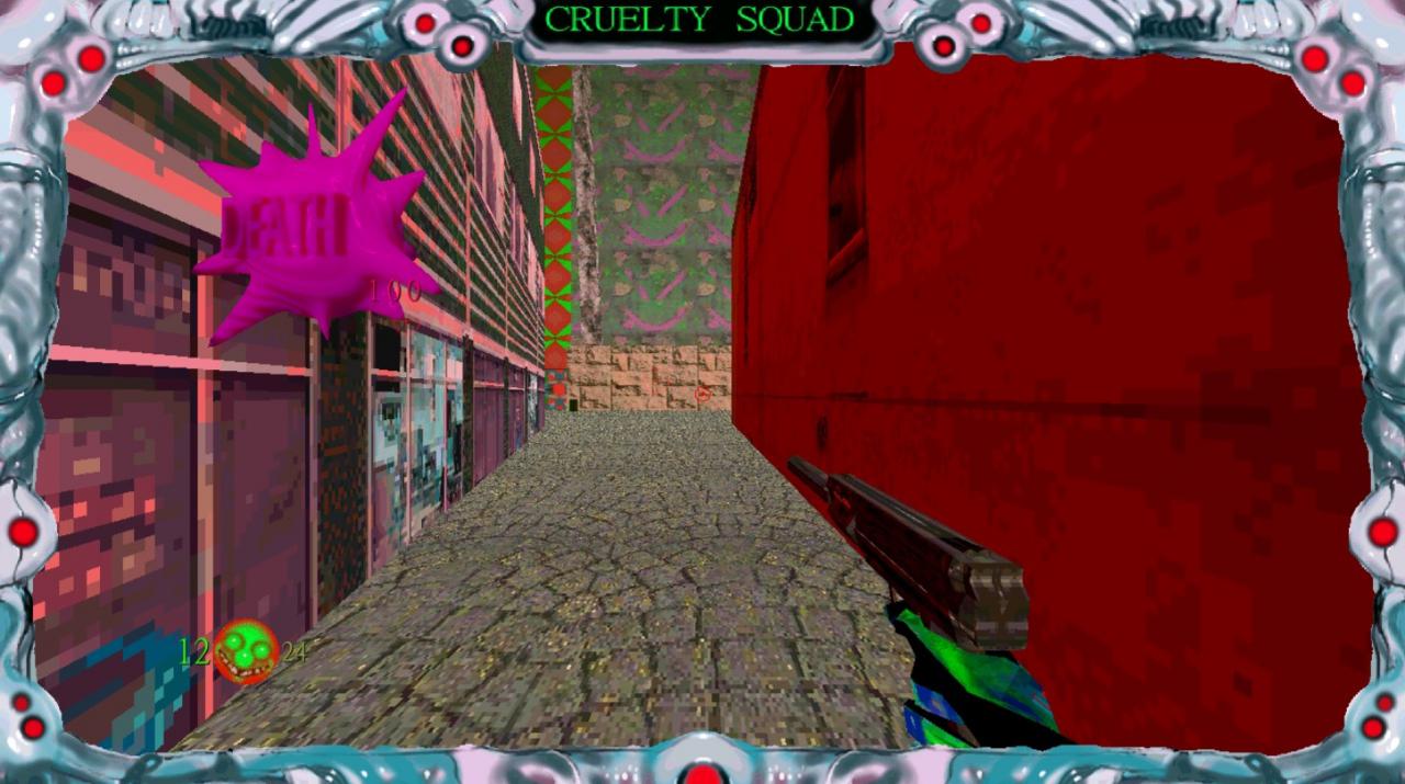 Guía básica de Cruelty Squad para principiantes