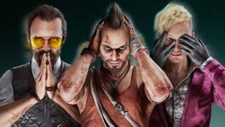 El DLC de Far Cry 6 permite jugar como los villanos Vaas, Pagan y Joseph