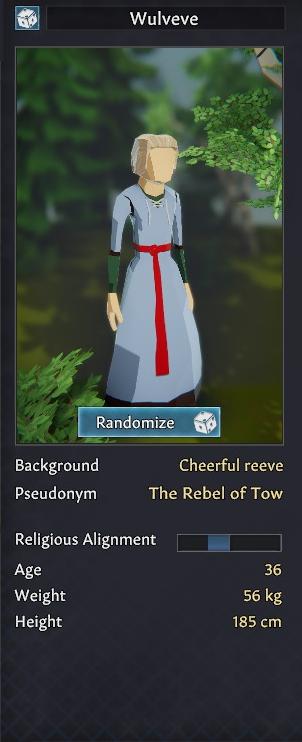 Guía avanzada de creación de personajes de Going Medieval