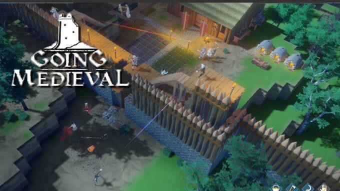 Going Medieval Cómo establecer tamaños de mapa personalizados