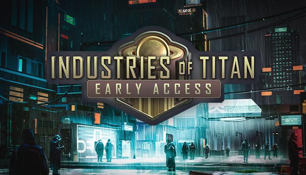 Industries of Titan Diseños de fábricas para el principio del juego