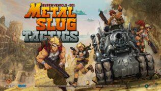 Metal Slug Tactics Juego de Estrategia en Desarrollo