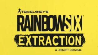 Nuevo vídeo de Rainbow Six Extraction