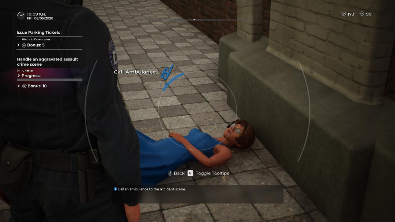 Police Simulator: Guía de eventos de asalto agravado para oficiales de patrulla