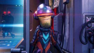 Ratchet y Clank: Rift Apart Atravesar los muros de energía azules