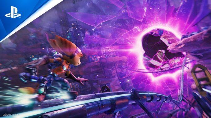 Ratchet & Clank Rift Apart - Расположение всех кристаллов близонита