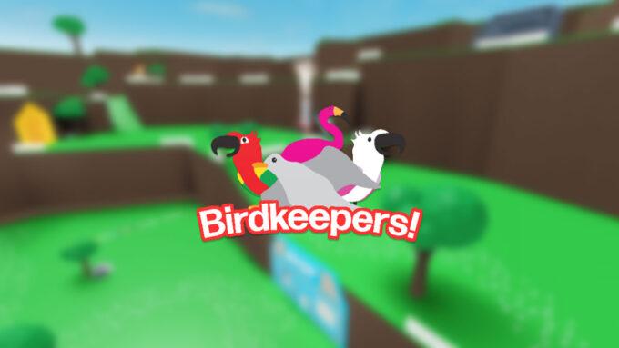 Roblox Birdkeepers - Lista de Códigos Julio 2021
