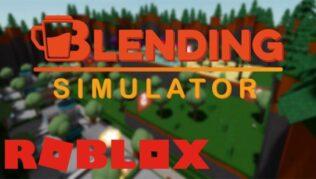 Roblox Blending Simulator - Lista de Códigos Julio 2021