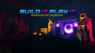 Roblox Build It Play It Mansion of Wonder Lista de Códigos
