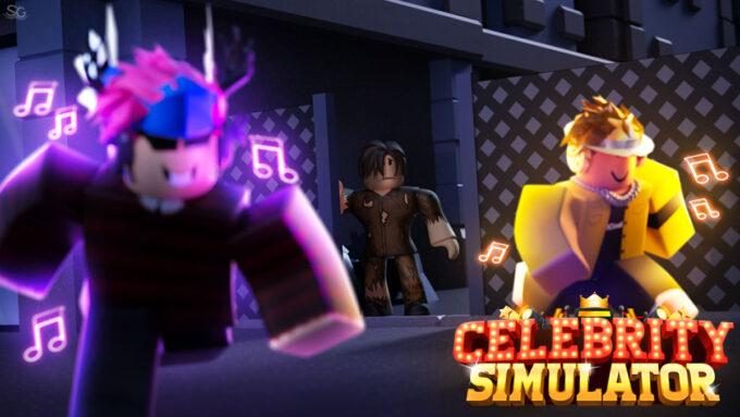 Roblox Celebrity Simulator - Lista de Códigos Julio 2021