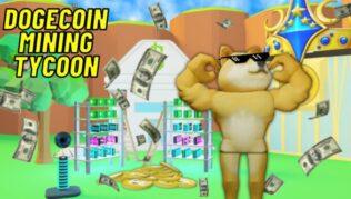 Roblox Dogecoin Mining Tycoon - Lista de Códigos Julio 2021