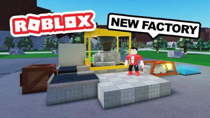 Roblox Factory Simulator - Lista de Códigos Julio 2021