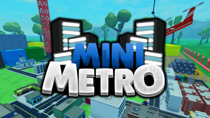 Roblox Mini Metro - Lista de Códigos Julio 2021