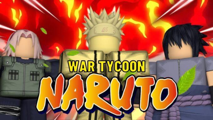 Roblox Naruto War Tycoon - Lista de Códigos Julio 2021