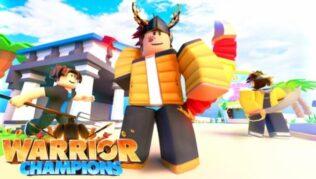 Roblox Warrior Champions - Lista de Códigos Septiembre 2021