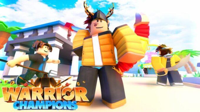 Roblox Warrior Champions - Lista de Códigos Julio 2021