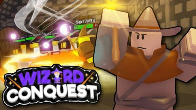 Roblox Wizard Conquest - Lista de Códigos Julio 2021