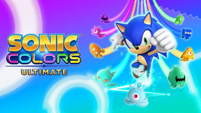 Se revela la jugabilidad de Sonic Colors Ultimate en un gameplay de un nivel completo