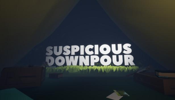 Suspicious Downpour Guía de logros al 100%