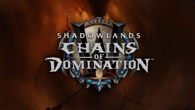 World of Warcraft anuncia el lanzamiento de Shadowlands: Chains of Domination