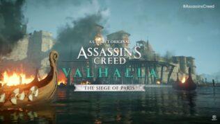 Primer vistazo al DLC de Assassin's Creed Valhalla, Siege of Paris