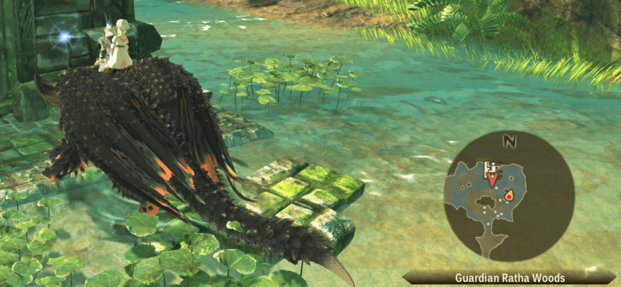 Monster Hunter Stories 2: Wings of Ruin Dreadqueen Rathian Quest Guide