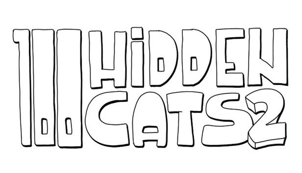 100 Hidden Cats 2 숨겨진 고양이 100마리의 위치