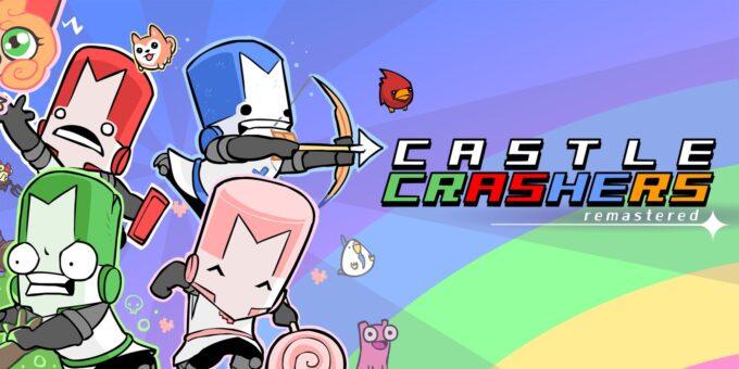 Castle Crashers - Cómo saltar el nivel de la campaña, desbloqueo de personajes y niveles de control