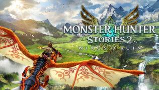 Monster Hunter Stories 2: Wings of Ruin - Escondites de Tsukino