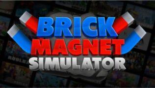 Roblox Brick Magnet Simulator Códigos Septiembre 2021
