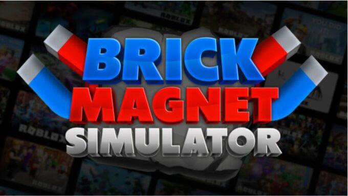 Roblox Brick Magnet Simulator Códigos Julio 2021