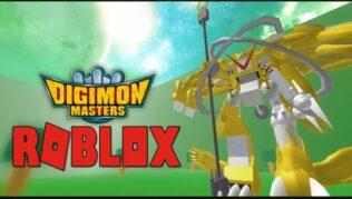 Roblox Digimon Masters Códigos Septiembre 2021