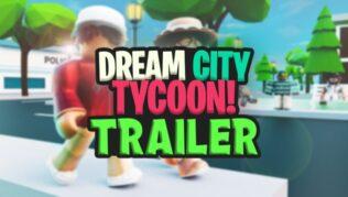 Roblox Dream City Tycoon Códigos Septiembre 2021