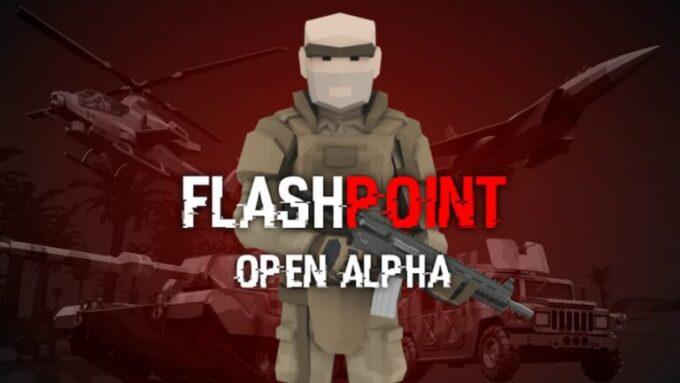 Roblox Flashpoint Códigos Julio 2021