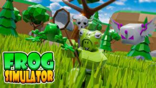 Roblox Frog Simulator Códigos Julio 2021