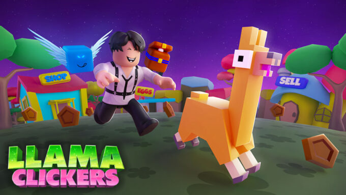 Roblox Llama Clickers - Lista de Códigos Julio 2021