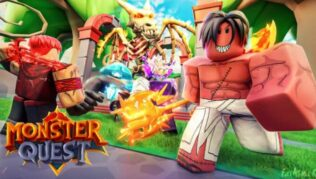 Roblox Monster Quest - Lista de Códigos Septiembre 2021