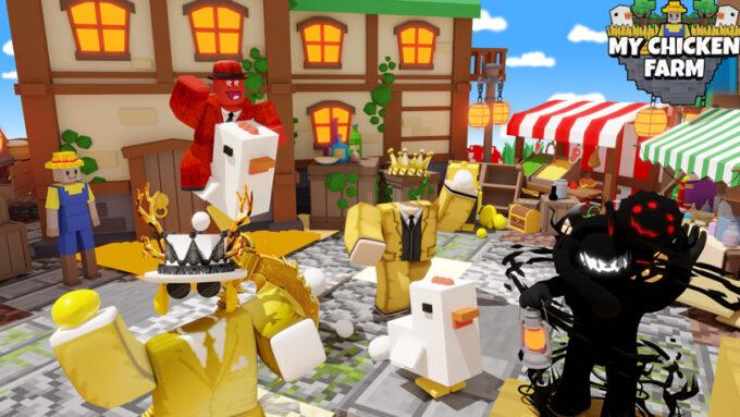Roblox My Chicken Farm - Lista de Códigos Julio 2021