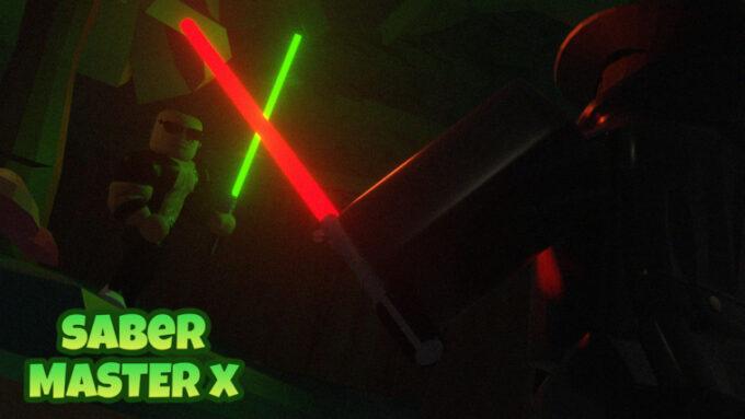 Roblox Saber Master X Códigos Julio 2021