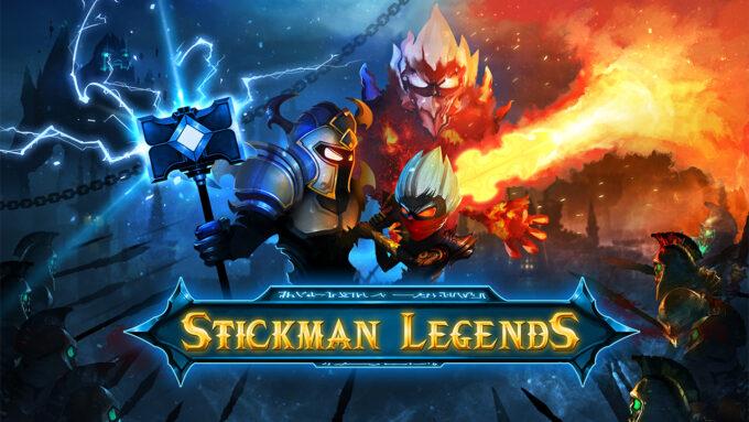 Stickman Legends Códigos Octubre 2021
