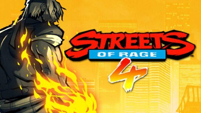 Streets of Rage 4 - Guía de cómo luchar contra los jefes