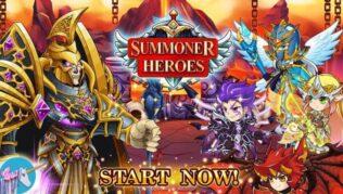 Summoner Heroes Koder oktober 2021