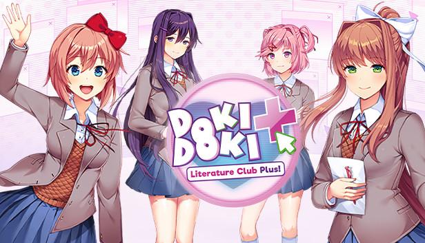 Doki Doki Literature Club Plus! Descargos de Responsabilidad Perturbadores