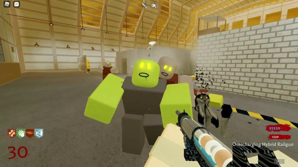 los mejores juegos zombies roblox 3