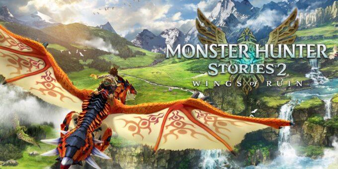 Monster Hunter Stories 2 Hoja de Ruta Revelada