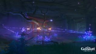 Genshin Impact - Localização do Amuleto e Solução do Quebra-cabeça de Araumi