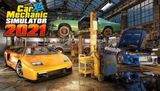 Car Mechanic Simulator 2021 - 4ª Plaza en el Salón del Automóvil