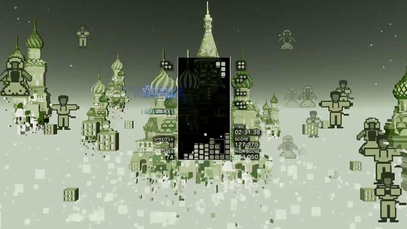 Efecto Tetris: Conectado Cómo desbloquear niveles secretos 1984/1989