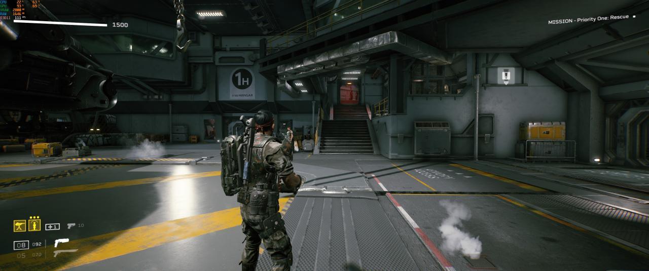 Aliens: Fireteam Elite Cómo modificar el campo de visión