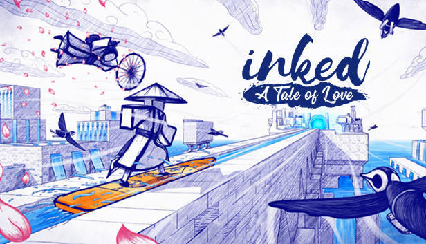 Inked: A Tale of Love - Logros al 100%